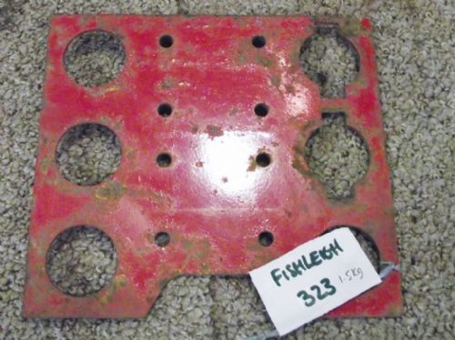 Tractor Hydraulic Cover / Housing Plate.